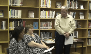 Video: Juniors Receive University Book Awards
