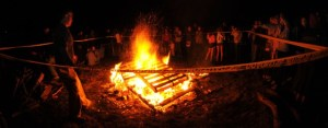 Bonfire Planned for Thursday, Oct. 10