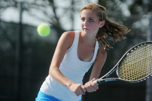 Girls' Tennis - Week 3
