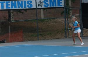 Girls Tennis Takes State