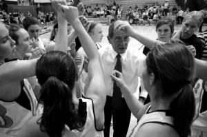 Varsity Girls' Basketball Participates in Summer League