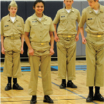 ROTC Member Receives a $1000 Grant for the Program