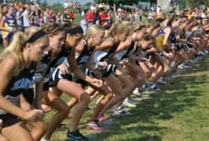 Video: Hannah Arnspiger Competes in Cross Country State Championship