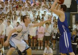 Gallery: Boys' Basketball vs. Rockhurst
