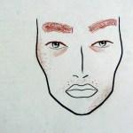 Make-up design for Mechanicals (A Midsummer Night's Dream)