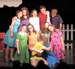 "Video: ""You're A Good Man, Charlie Brown"" - Mallory Harrington's Independent Study"