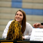 Caroline Nick/ Emporia State University/ Basketball