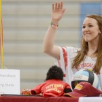 Hayley Hansford/ Pittsburg State/ Volleyball