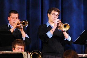 Soundslide: Blue Notes/Blue Knights Jazz Concert