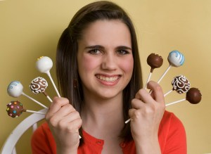 Sophomore Owns and Operates her Own Cake Pop Business