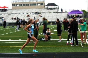 Freshman Reflects on Running Varsity