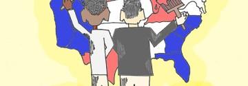 Editorial Cartoon: Presidential Campaign