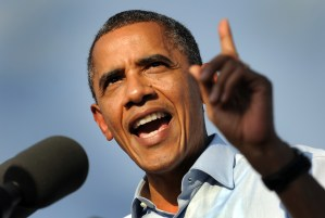 SMSD Students Re-Elect Obama in Mock Election
