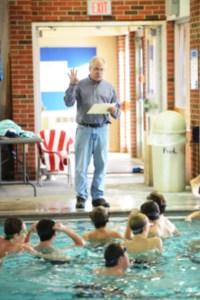 Swim Coach Changes Lives