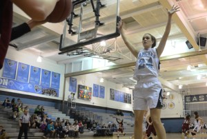 Live Broadcast: Girls' Basketball vs. SM Northwest