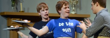 Updated Gallery: Drowsy Chaperone Preview