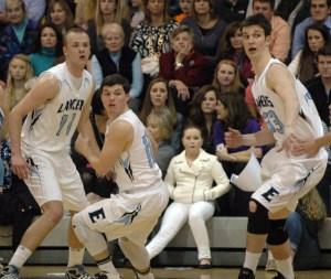Basketball Team Prepares For South Showdown