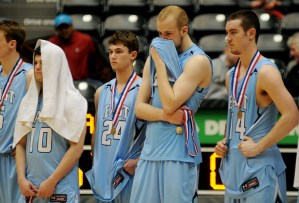 Boys' Basketball Falls Short in State Tournament