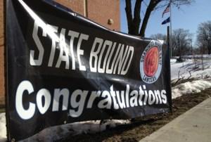 Boys' Basketball Advances to State Semi-Finals