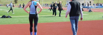Soundslide: Grace Pickell Ranked Third Best High-Jumper in the Nation