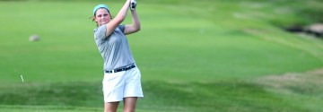 Girls' Golf Wins League Championship