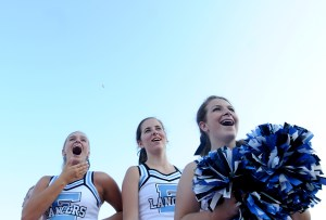Cheerleaders Appeal For Sports Status
