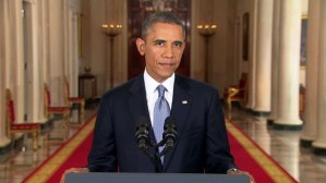 Breakdown: President Obama's Syrian Address