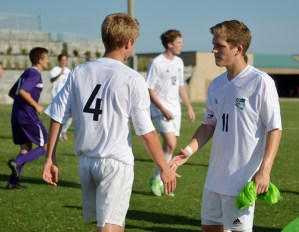Recap and Gallery: Soccer vs. Olathe East