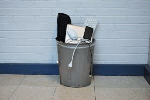 East Strives to Recycle E-Waste