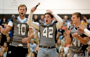 Gallery: Pep Rally for Football Sub-State Game
