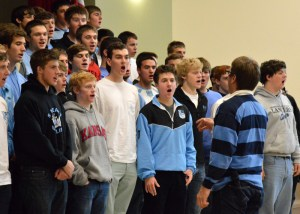 Gallery: Chipotle Men's Choir Tour