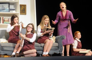 "Theatre Begins Fall Play ""The Children's Hour"""