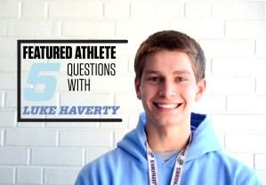 Featured Athlete: Luke Haverty