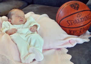 Hair Family Welcomes Daughter
