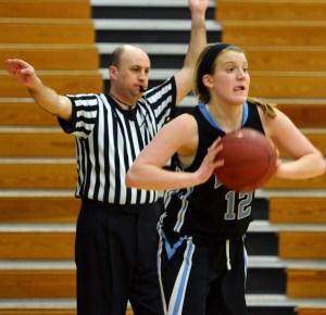 Gallery: Girls' Basketball vs. Olathe South