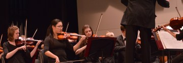 Orchestra to Host String Fling