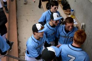 Gallery: Boys' Baseball vs. SM Northwest