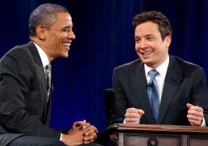 Fallon's New Talk Show Delights Viewers