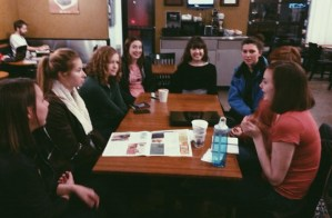 East Students Create Feminist Magazine