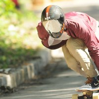 Gallery: Kessler Wine Mixer and Longboarding Competition