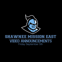 Video Announcements: 9/19