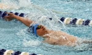 Gallery: Boy's Varsity Swimming vs. Blue Valley North