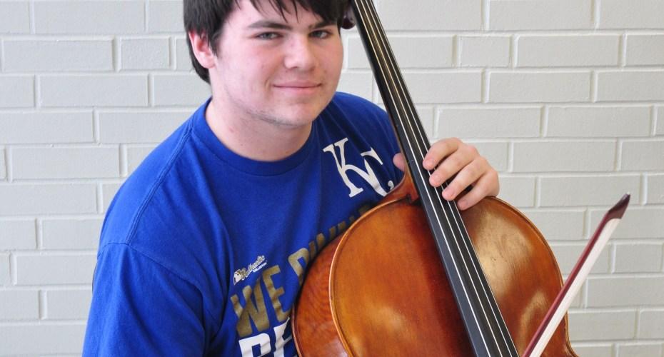 Junior Finds Passion in Cello