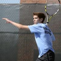 Gallery: Boys' Tennis Match vs. Topeka