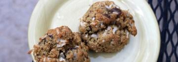 Grass Fed: Gluten Free Coconut Chocolate Chip Quinoa Cookies