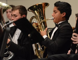 Gallery: District Band Concert
