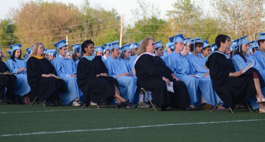 Live Broadcast: Graduation