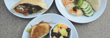 Mediocre Mediterranean at Zoë's Kitchen