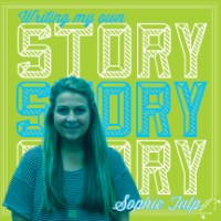 Writing My Own Story: Sophie Tulp