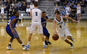 Live Broadcast: Varsity Boys' Basketball vs. SM South